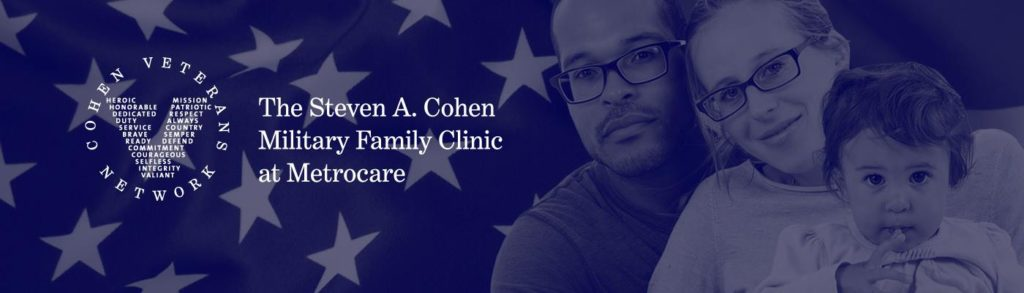 Veteran Non-Profit Spotlight: The Steven A. Cohen Military Family Clinic