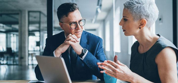 Critical employees discuss Keyman insurance benefits—Holloway Benefit Concepts